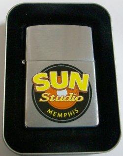 画像1: サン・スタジオ!SUN STUDIO MEMPHIS 1999年 ZIPPO!新品
