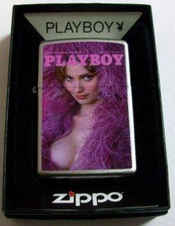画像1: PLAYBOY!セクシーガール 1974年PB誌 表紙デザイン ZIPPO!新品