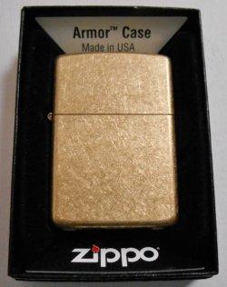 画像1: 渋い!アーマー!Armor Tumbled Brass タンブルブラス  ZIPPO!新品
