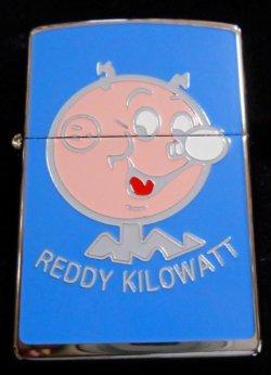 画像1: ★レディ・キロワット!REDDY KILOWATT カラー 2004年 #250 ZIPPO!新品