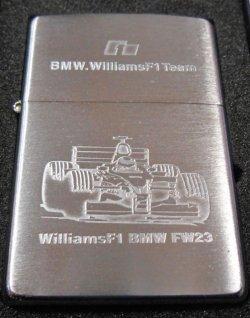 画像1: BMW WILLIAMS F-1 TEAM!2001年 #200 ZIPPO!新品