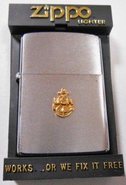 画像1: 1984年 米海軍 USNメタル VINTAGE #200 ZIPPO 未使用品!