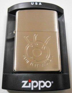 画像1: フジテレビ!オリジナル シルバー古美 2004年 ZIPPO!新品