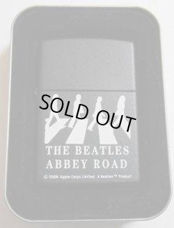 画像1: THE BEATLES!ビートルズ!ABBEY ROAD 2005年 黒 ZIPPO!新品