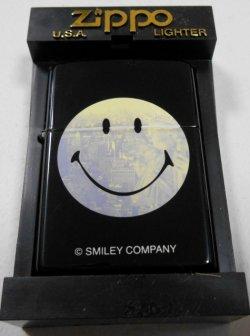 画像1: いつも・・ニコニコ!スマイリー SMILEY 自由の女神 2002年 ブラック ZIPPO!新品