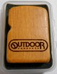 1997年 ZIPPO OUTDOOR PRODUCTS WOOD!天然木巻き ZIPPO 新品A
