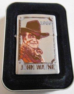 画像1: ☆ジョン・ウェイン!JHON WAYEN 1969 大いなる男たち 2007年 ZIPPO!新品