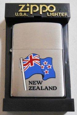 画像1: ☆二ュージーランド 国旗!NEW ZEALAND フラッグデザイン 2000年 #200 ZIPPO!新品