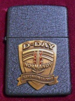 画像1: ★1994年 D-DAY NORMANDY 50周年 史上最大の作戦 ZIPPO!新品
