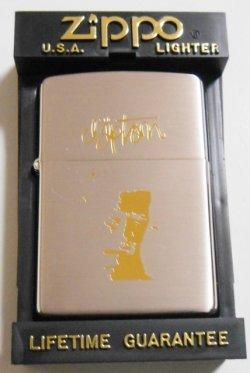 画像1: ☆ERIC CLAPTON!エリック・クラプトン 1997年製 限定 ZIPPO!未使用品B