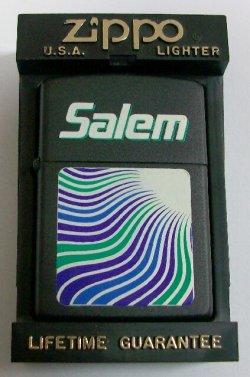 画像1: Salem!セーラム 1996年 USA ブラック ZIPPO!新品