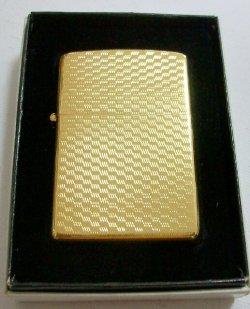 画像1: ☆1983年 VINTAGE #250G ゴールド 両面デザイン ZIPPO!新品未使用品
